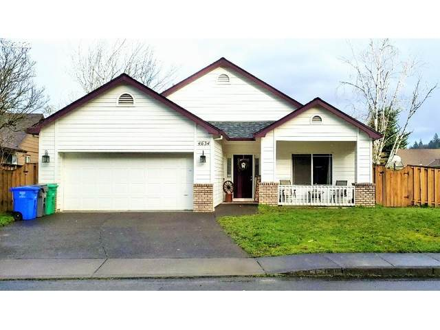 4634 SE Powell Butte Pkwy, Portland, OR 97236 (MLS #21321996) :: Premiere Property Group LLC