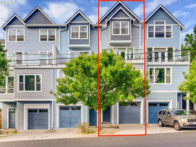 8229 N Edison St, Portland, OR 97203 (MLS #21322150) :: Townsend Jarvis Group Real Estate