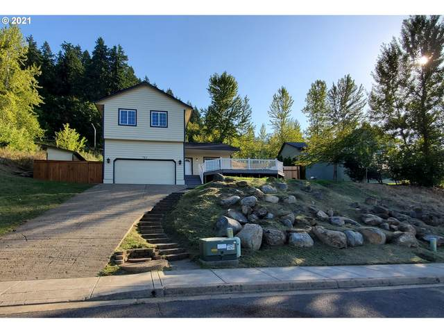 765 Queens Ave, Creswell, OR 97426 (MLS #21322265) :: Song Real Estate