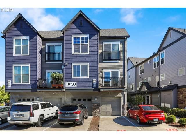 10733 NE Red Wing Way #203, Hillsboro, OR 97006 (MLS #21322357) :: Keller Williams Portland Central
