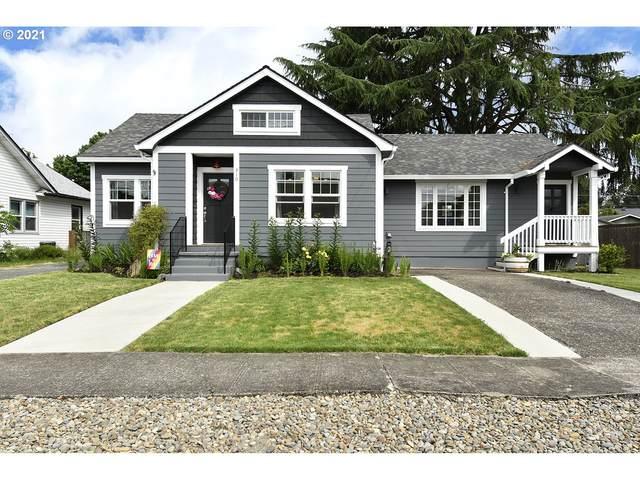 310 E Dartmouth St, Gladstone, OR 97027 (MLS #21322379) :: Lux Properties