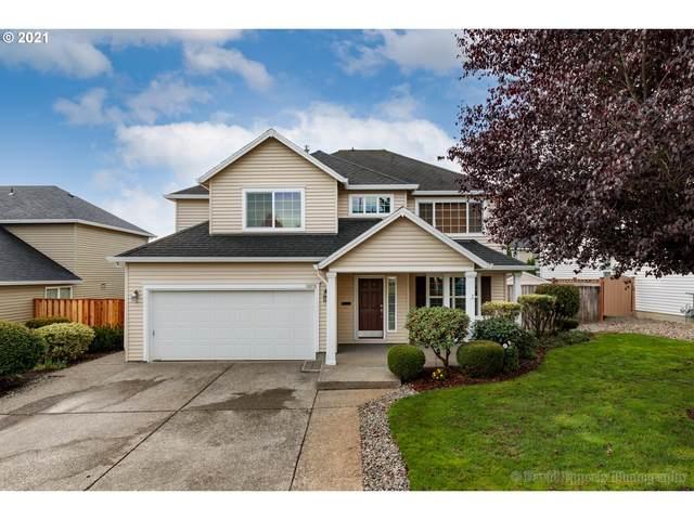 34670 Glacier Ave, St. Helens, OR 97051 (MLS #21322417) :: Premiere Property Group LLC