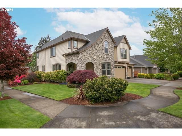 12437 Rogue River Way, Oregon City, OR 97045 (MLS #21322623) :: Premiere Property Group LLC