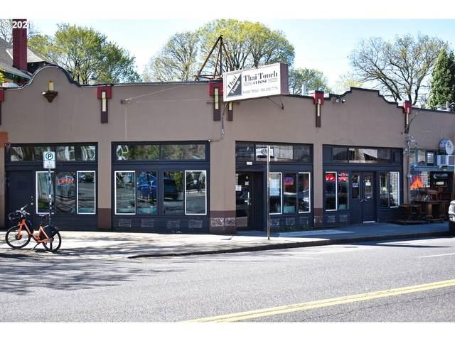 1334 SE Hawthorne Blvd, Portland, OR 97214 (MLS #21322632) :: Townsend Jarvis Group Real Estate