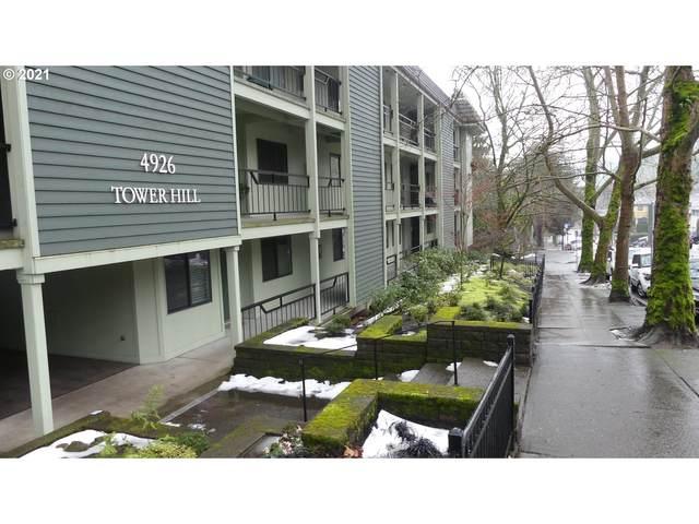 4926 S Corbett Ave #301, Portland, OR 97239 (MLS #21322709) :: Lux Properties