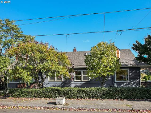 1410 NE 61ST Ave, Portland, OR 97213 (MLS #21322985) :: Townsend Jarvis Group Real Estate
