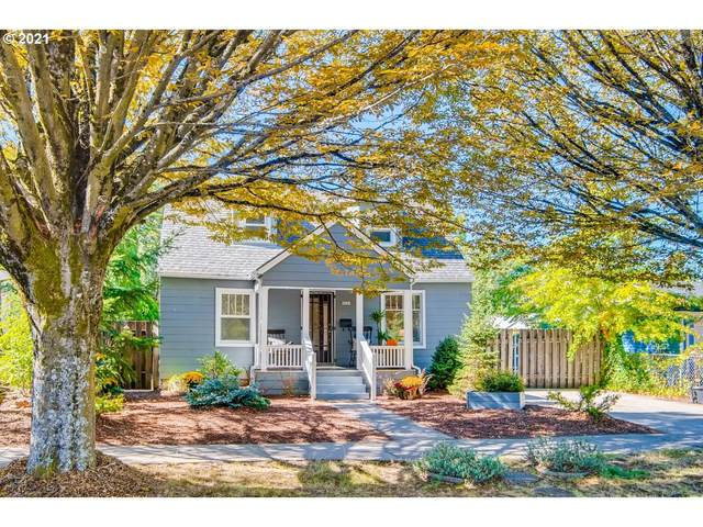 9041 N Exeter Ave, Portland, OR 97203 (MLS #21323761) :: The Haas Real Estate Team