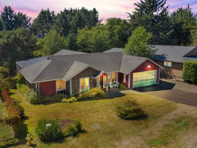 3664 W Chinook Ave, Cannon Beach, OR 97110 (MLS #21323830) :: The Liu Group