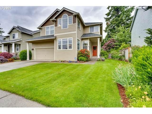 18826 SE 22ND Cir, Vancouver, WA 98683 (MLS #21324389) :: Cano Real Estate