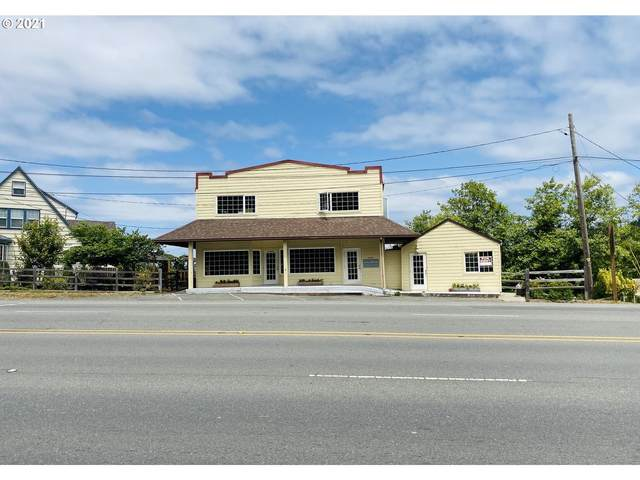 62905 Highway 101, Coos Bay, OR 97420 (MLS #21324662) :: Duncan Real Estate Group