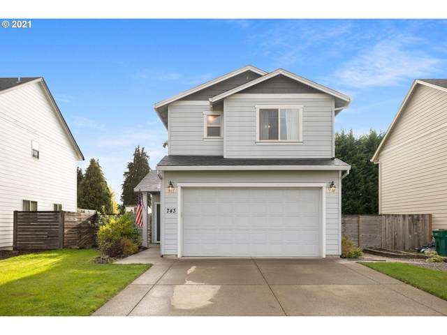 743 SE Locust St, Dundee, OR 97115 (MLS #21324707) :: The Haas Real Estate Team