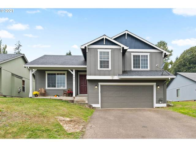 1013 4TH Ave, Vernonia, OR 97064 (MLS #21324741) :: Holdhusen Real Estate Group