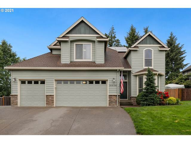 16406 Visionary Ct, Oregon City, OR 97045 (MLS #21324771) :: Fox Real Estate Group