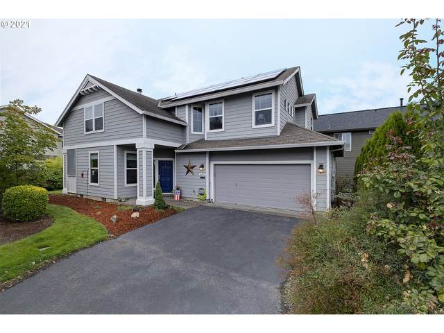 2355 NE Latte Way, Hillsboro, OR 97124 (MLS #21324826) :: Next Home Realty Connection