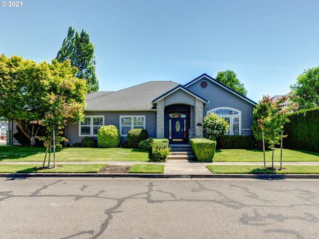 750 Old Orchard Ln, Springfield, OR 97477 (MLS #21325060) :: The Haas Real Estate Team