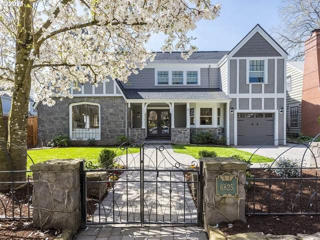 6825 SE Reed College Pl, Portland, OR 97202 (MLS #21325114) :: Real Estate by Wesley
