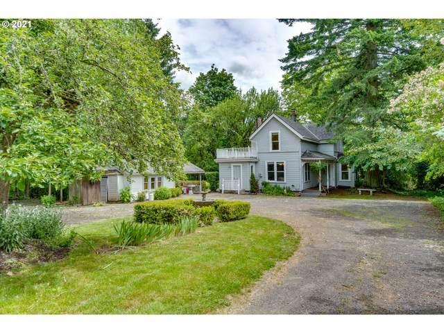 12510 SE Mt Scott Blvd, Happy Valley, OR 97086 (MLS #21325447) :: Fox Real Estate Group