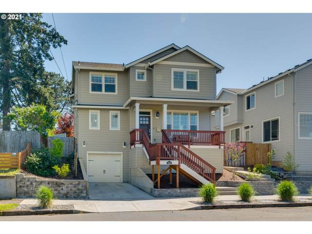 7920 NE Schuyler St, Portland, OR 97213 (MLS #21325536) :: Next Home Realty Connection