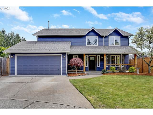 7226 Woodcrest Ct, Keizer, OR 97303 (MLS #21325566) :: Premiere Property Group LLC