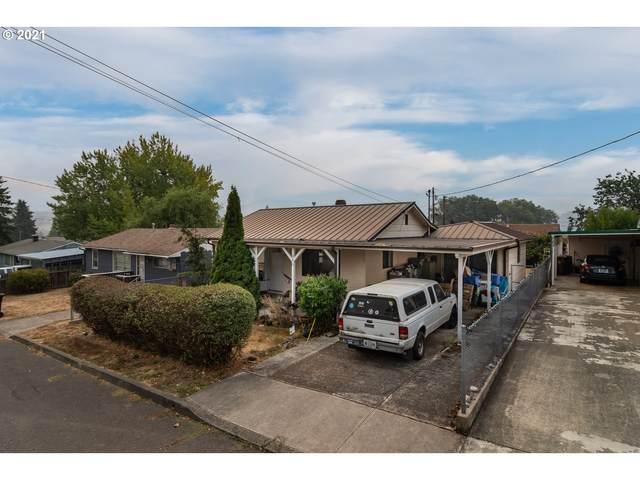 636 NE Craig St, Myrtle Creek, OR 97457 (MLS #21325569) :: McKillion Real Estate Group
