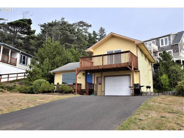 2480 SW Anchor Ave, Lincoln City, OR 97367 (MLS #21325634) :: Gustavo Group