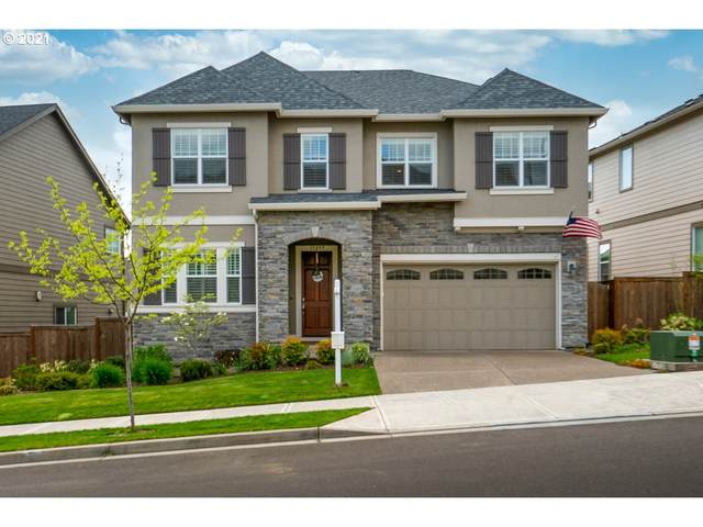 13297 SW Aubergine Ter, Sherwood, OR 97140 (MLS #21325884) :: Tim Shannon Realty, Inc.
