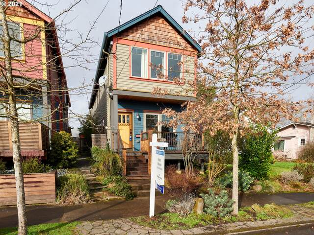 5257 NE 31ST Ave, Portland, OR 97211 (MLS #21325949) :: Cano Real Estate
