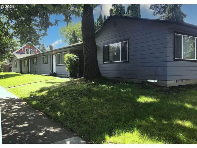 9416 N Lombard St, Portland, OR 97203 (MLS #21326287) :: The Haas Real Estate Team