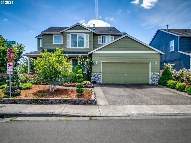 14 SW Horton Way, Beaverton, OR 97006 (MLS #21326371) :: Tim Shannon Realty, Inc.