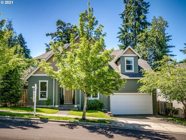 9820 SW West Haven Dr, Portland, OR 97225 (MLS #21326601) :: The Liu Group