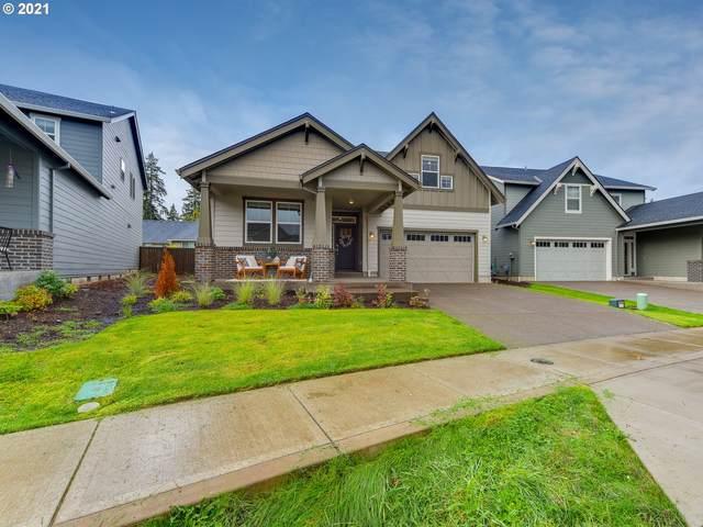 18235 SE Morse St, Milwaukie, OR 97267 (MLS #21326748) :: McKillion Real Estate Group