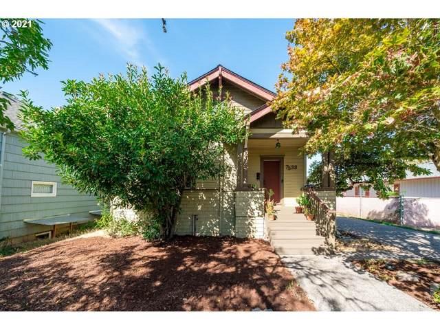 7533 NE Oregon St, Portland, OR 97213 (MLS #21326802) :: Real Tour Property Group
