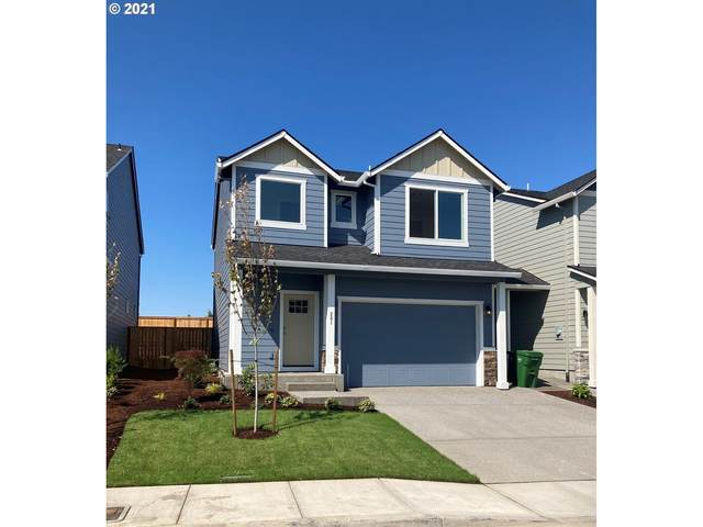 39 Shore Dr, St. Helens, OR 97051 (MLS #21327123) :: Gustavo Group