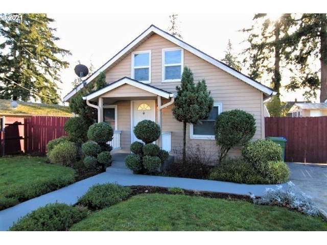 7066 SE Clatsop St, Portland, OR 97086 (MLS #21327390) :: Next Home Realty Connection