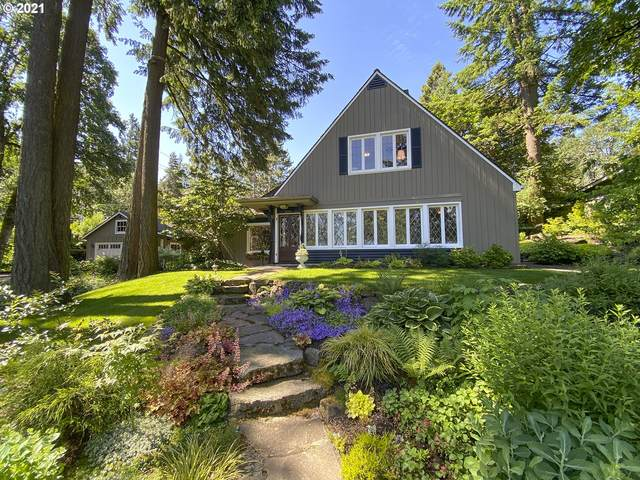 1724 Fern Pl, Lake Oswego, OR 97034 (MLS #21327409) :: Fox Real Estate Group