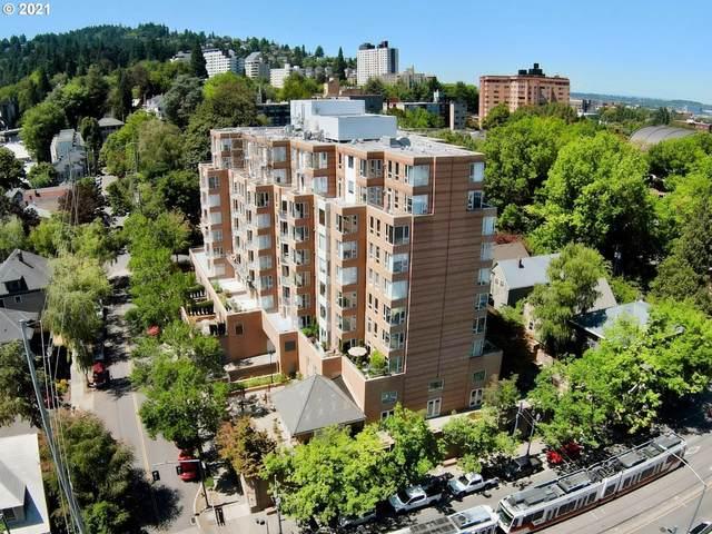 1132 SW 19TH Ave #403, Portland, OR 97205 (MLS #21327765) :: Stellar Realty Northwest