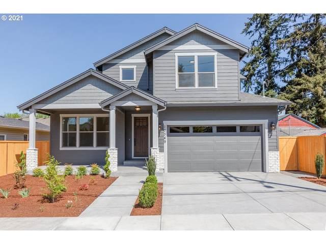 10349 SE Knight St, Portland, OR 97266 (MLS #21327913) :: Tim Shannon Realty, Inc.