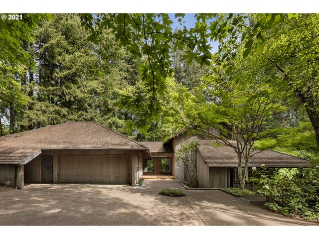 10950 NW Lost Park Dr, Portland, OR 97229 (MLS #21327969) :: The Haas Real Estate Team