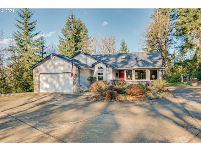 12919 NE Shamrock Cir, Battle Ground, WA 98604 (MLS #21328043) :: Beach Loop Realty