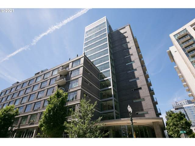 1255 NW 9TH Ave #303, Portland, OR 97209 (MLS #21328066) :: The Liu Group