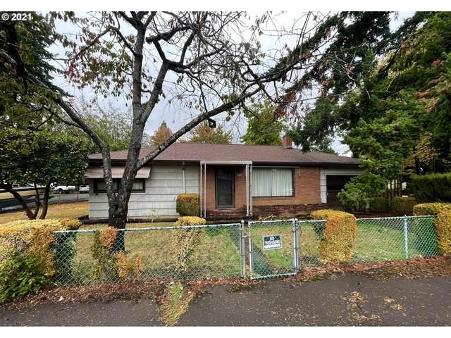 7809 SE Lamphier St, Milwaukie, OR 97222 (MLS #21328509) :: Fox Real Estate Group