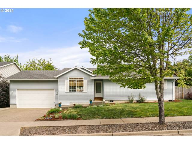 819 Hilltop Dr, Newberg, OR 97132 (MLS #21328517) :: Cano Real Estate