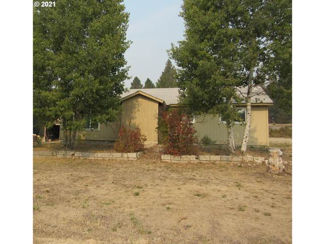 435 Stevens St, Crescent, OR 97733 (MLS #21328708) :: Oregon Farm & Home Brokers