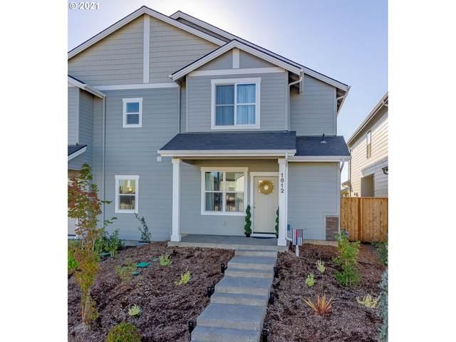 1612 SE Barberry Ave Dallas, Dallas, OR 97338 (MLS #21328822) :: McKillion Real Estate Group