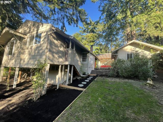 8147 SW 40TH Ave, Portland, OR 97219 (MLS #21328904) :: The Haas Real Estate Team