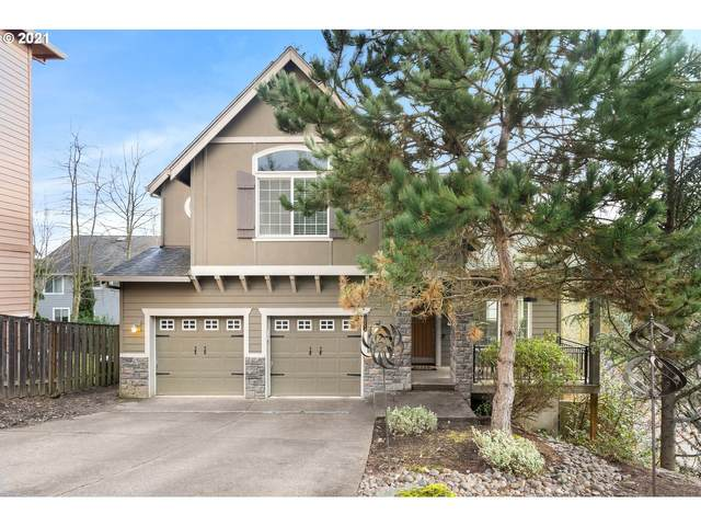 12888 SW Da Vinci Ln, Tigard, OR 97224 (MLS #21329156) :: Song Real Estate
