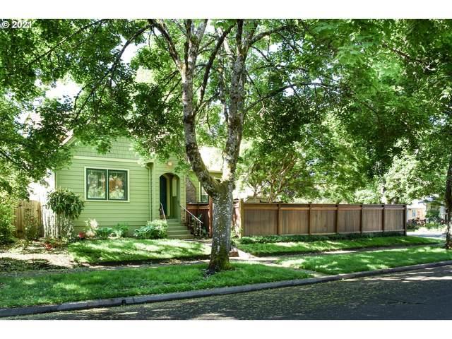 892 W 10TH Ave, Eugene, OR 97402 (MLS #21329181) :: Holdhusen Real Estate Group