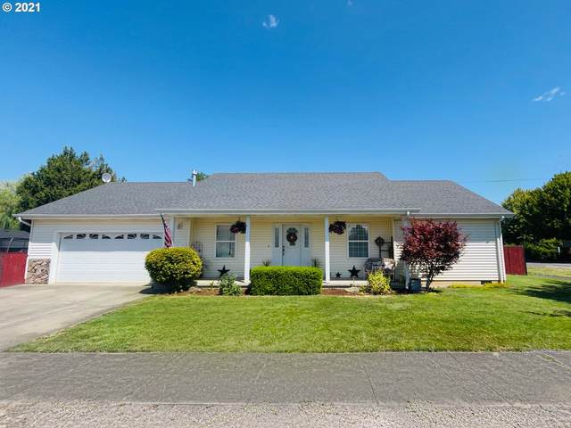 792 E 1ST St, Halsey, OR 97348 (MLS #21329593) :: McKillion Real Estate Group