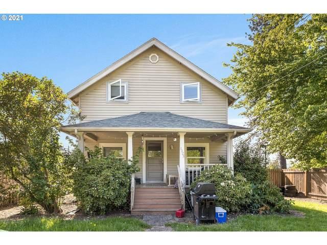 8025 SW Scholls Ferry Rd, Beaverton, OR 97008 (MLS #21330222) :: Holdhusen Real Estate Group