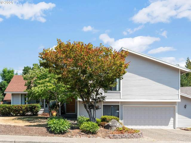 4410 NW Neskowin Ave, Portland, OR 97229 (MLS #21330274) :: The Liu Group